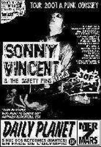 Concert Sonny Vincent