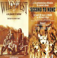 Sortie d'album de WILD WEST
