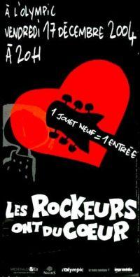 les Rockers ont du Coeur