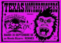 tournée Texas Mother Fuckers