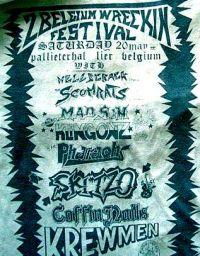 2nd Belgium Wreckin' Festival