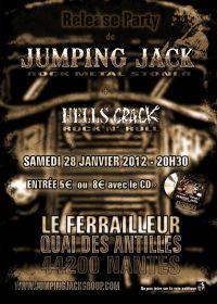 sortie d'album de Jumping Jack