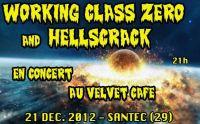 concert hellscrack / working class zero