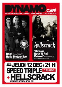 concert hellscrack , speed triple
